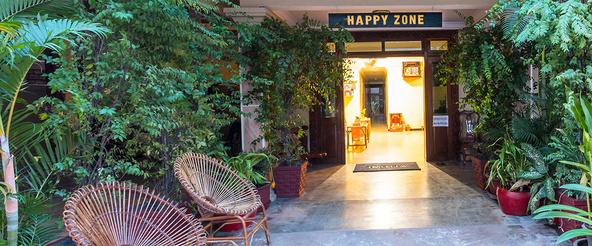 Welcome to Happy Zone